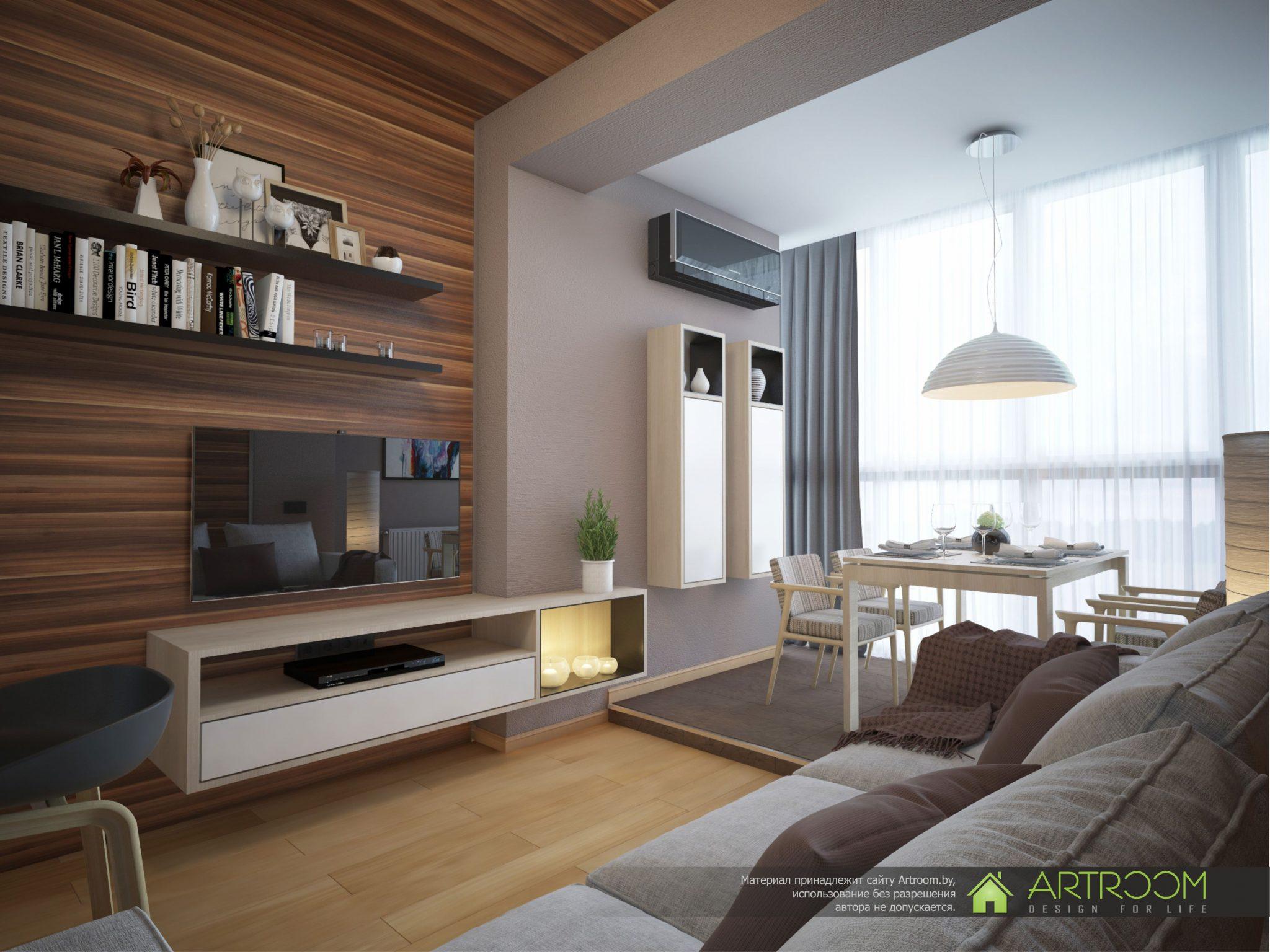 Квартира по проспекту дзержинского