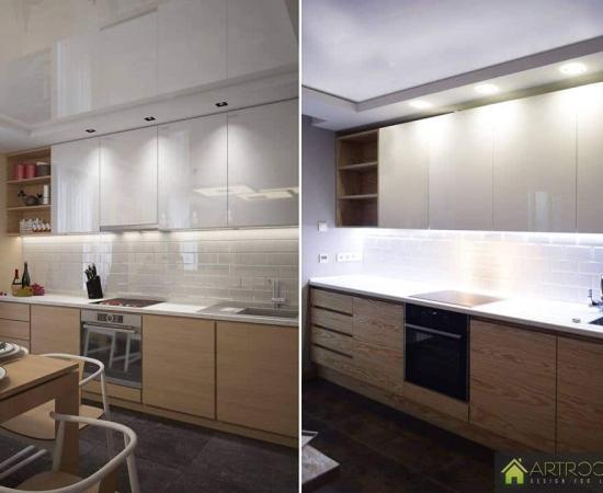Дизайн интерьера в Минске (реализация)