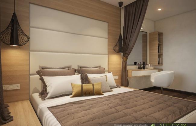 Дизайн квартиры по ул. Алибегова