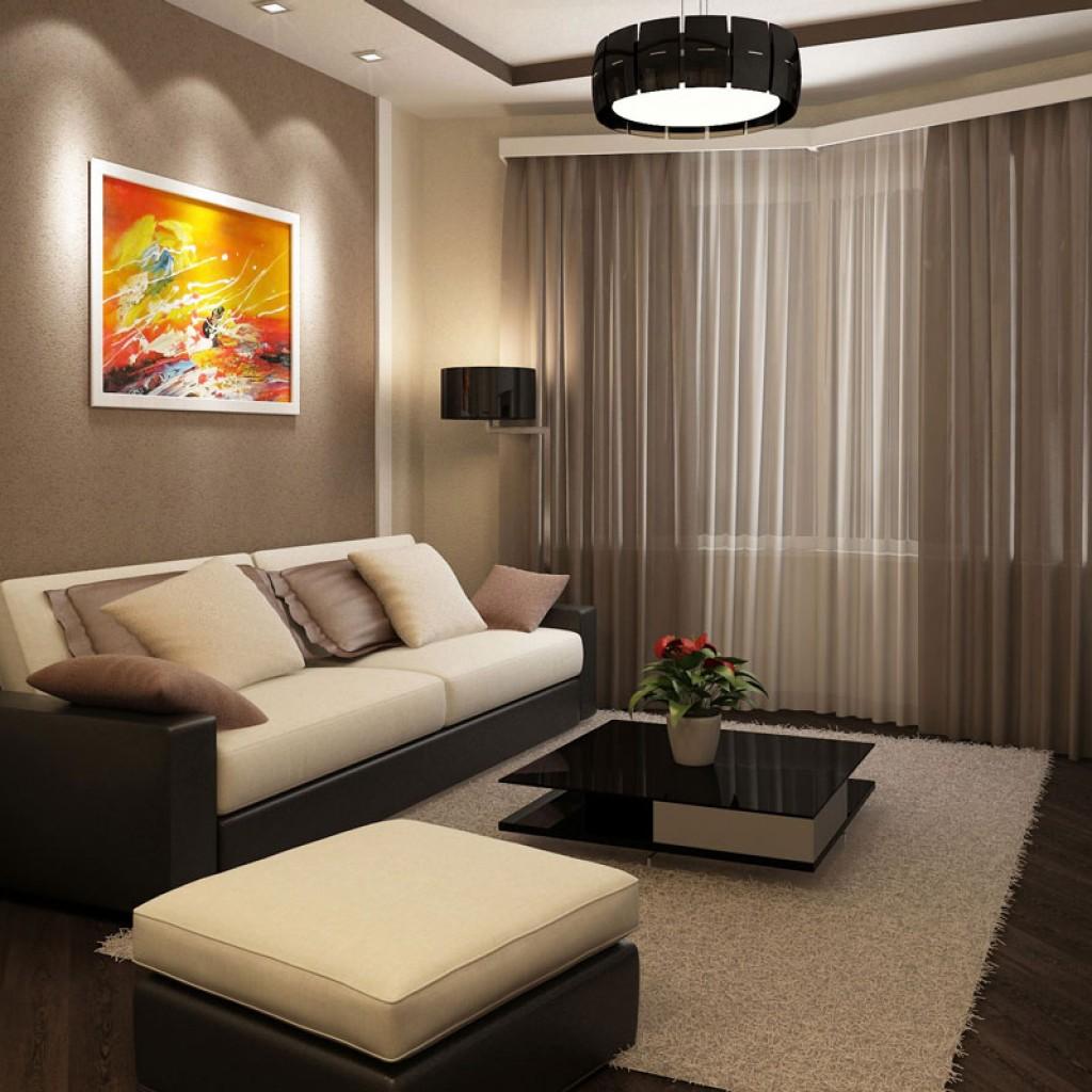 фото дизайна ремонта однокомнатной квартиры